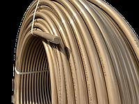 Труба для теплого пола Frestti (Италия) 5 слоев GOLD-PEX-a EVOH 16х2 (Classe 1 oxygen barrier)