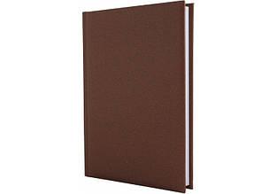 """Блокнот-щоденник Economix недатований А5 """"Sand"""" коричневий 21714-07"""