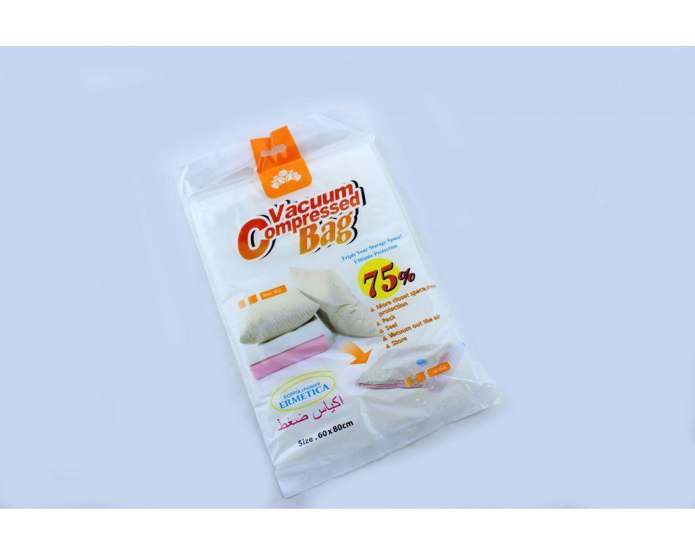 Вакуумные пакеты для хранения | Вакуумный пакет для хранения вещей Vacuum Bag 60*80 см