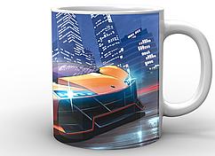 Кружка GeekLand GTA ГТА машина GT.02.04