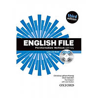 English File 3rd (third) edition Pre-intermediate Workbook Book