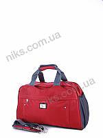 Сумка дорожная спортивная 27*45 Superbag, фото 1