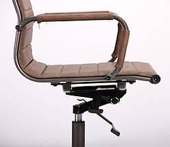 Кресло Slim Gun LB Wax Coffee TM AMF, фото 2