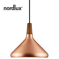 Подвесной светильник Nordlux Float E27 Ø27, полированная медь