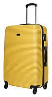 Валіза велика на 4-х колесах Vip Collection Sierra Madre 28 Жовта