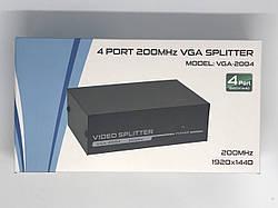 Коммутатор VGA 1*4