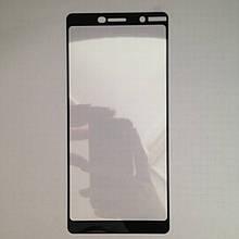 Защитное стекло Nokia 8 Black