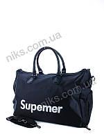 Сумка дорожная спортивная 32*40 Superbag, фото 1