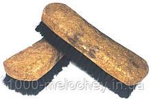 Щітка для чищення взуття й одягу 160mm, чорна