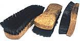 Щетка для чистки обуви и одежды 160mm, черная, фото 2