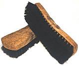 Щетка для чистки обуви и одежды 160mm, черная, фото 3