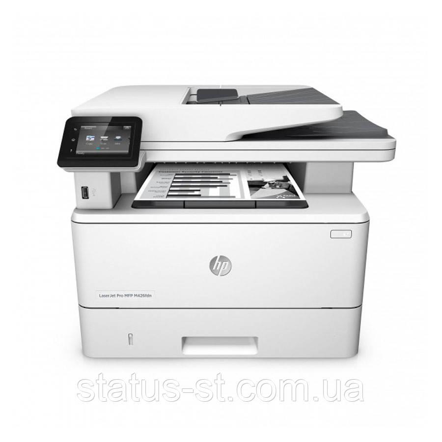 Ремонт принтера HP Color LaserJet Pro M477fdn