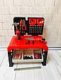 Набор детских инструментов на стойке арт. 8012, фото 5