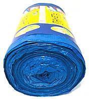 Мусорные пакеты 35 литров Традиции качества 100 шт/уп, синие