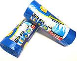 Мусорные пакеты с ручками 35 литров Фрекен Бок 30 шт/уп, синие, фото 4