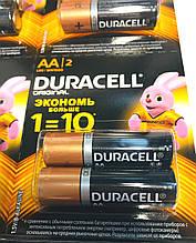 Пальчикові Батарейки Duracell, LR06/AA MN1500
