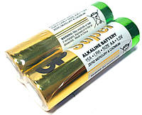 Батарейки GP-SUPER пальчиковые, LR06 AA