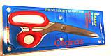Ножиці універсальні швейні Sharp Tailor Scissors 10 ( 260 mm ), кравецькі ножиці, фото 3