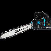 Цепная электропила прямая Riber ПЦЭ 2900М, 2.9 кВт, 400 мм, электрическая пила