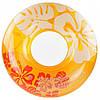 Intex 59251 Надувной круг Перламутр 90 см Оранжевый