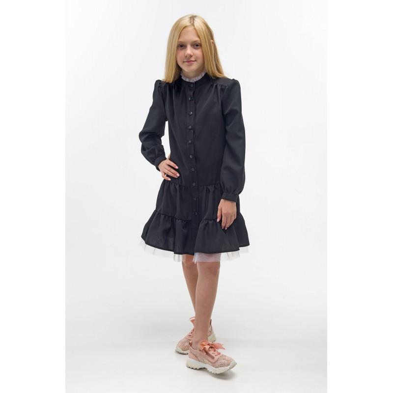 Платье Лилу 2 РПЛ 2453 черный