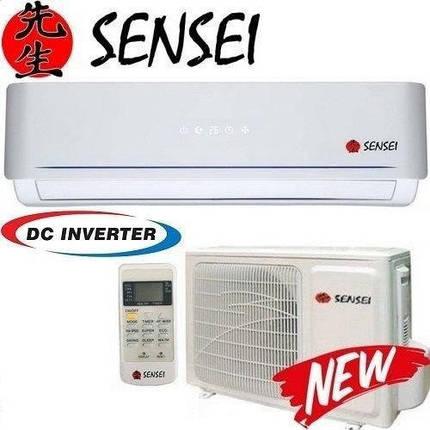 Кондиционер- Sensei ECO-TW Inverter New (-15°C) FTI-51TW, фото 2