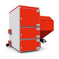 Котел с автоматической подачей топлива Heiztechnik Q MAX EKO DUO 120-300 кВт 300