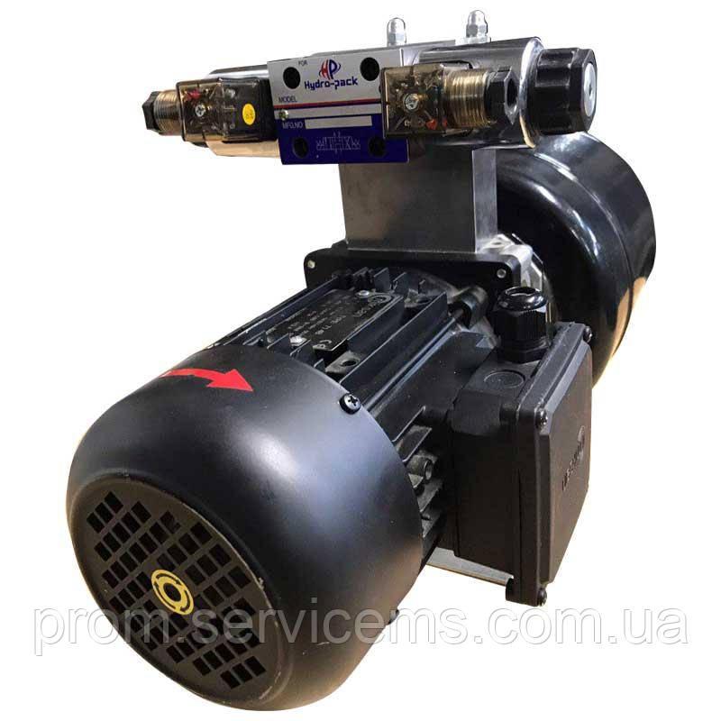 Гидростанция миниагрегат MS201 Mangusta Моторимпекс 25МПа 230/400В 0,37кВт, 1410об/мин