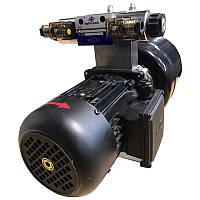 Гидростанция миниагрегат MS201 Mangusta Моторимпекс 25МПа 230/400В 0,37кВт, 1410об/мин, фото 1