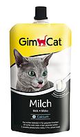 Молоко для кошек и котят GimCat Milch, 200 мл