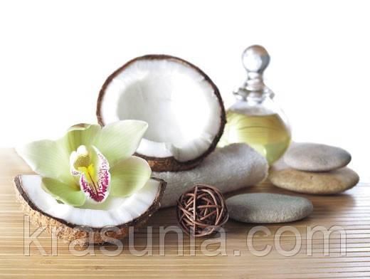 Применение кокосового масла в косметологических целях