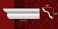 Плинтус потолочный 15509А 110*110мм 2м