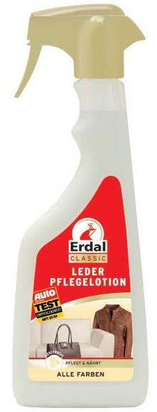 Лосьйон для виробів із шкіри Erdal 500 мл