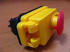 Выключатель сверлильного станка 4 контакта, фото 3