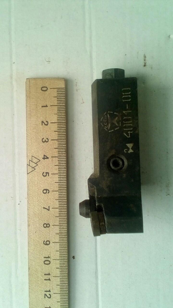 Резец с механическим креплением пластин 4001-00