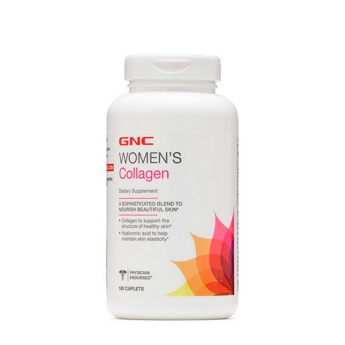 Коллаген GNC Womens Collagen (180 капс)