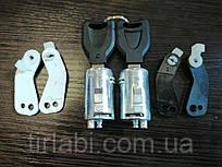 Личинка замка DAF LF RVI PREMIUM комплект личинки замка двери рено
