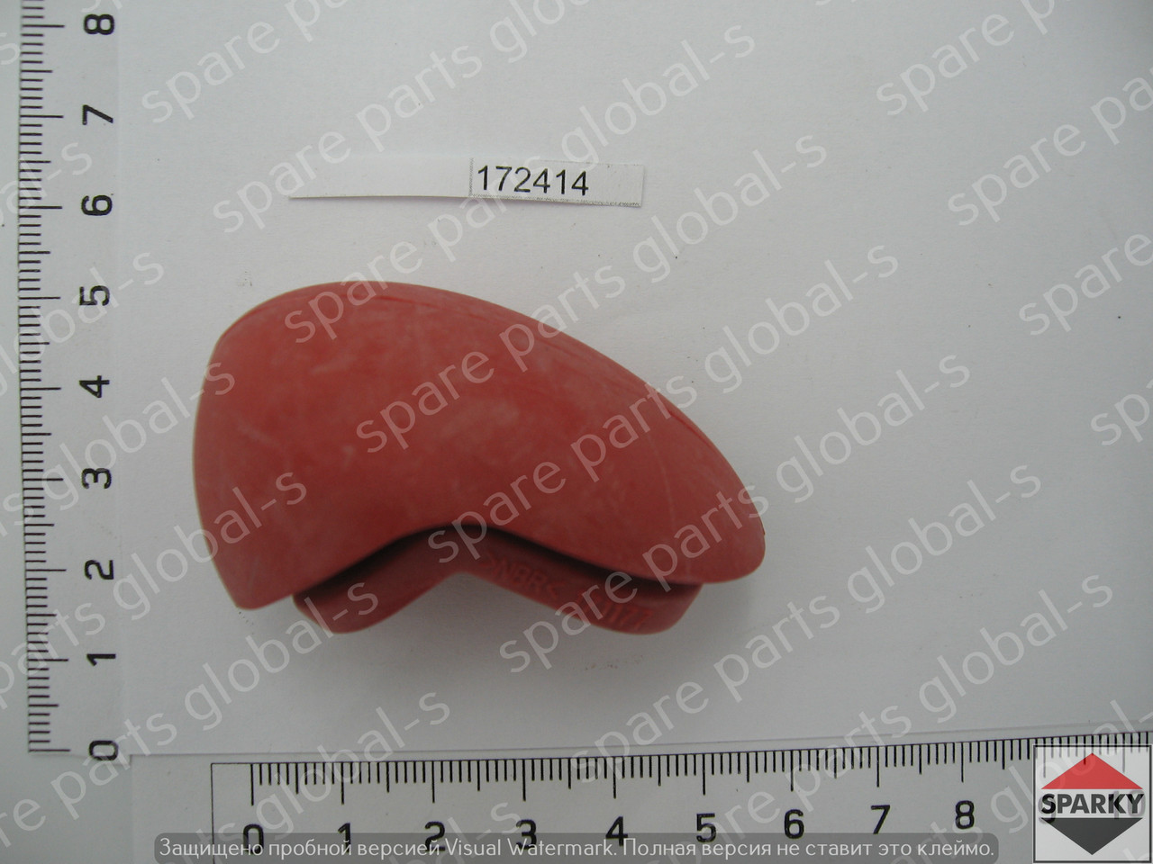 172414 Прокладка задняя SPARKY