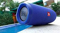 Портативная колонка с Bluetooth JBL CHARGE3 синяя