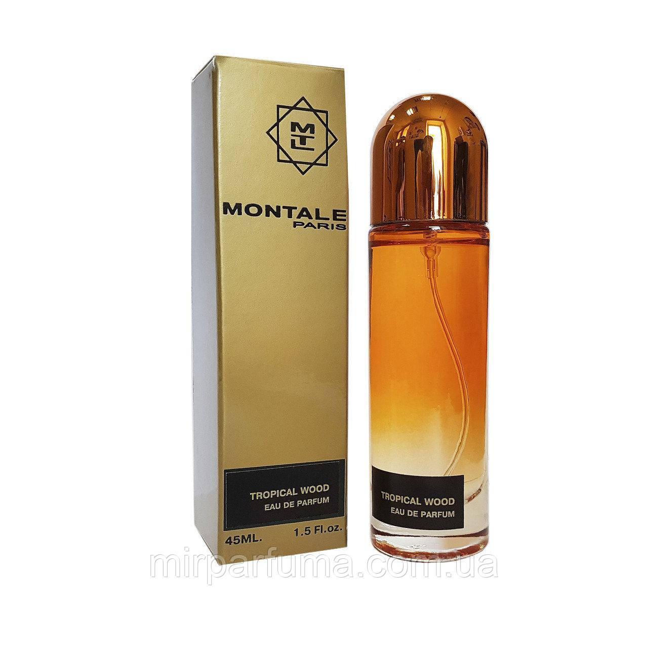 Парфюмерия унисекс Монталь Montale Tropical Wood edp 45ml