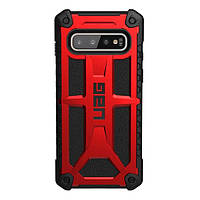Накладка для Samsung Galaxy G975 S10 Plus UAG Monarch Series Case Crimson