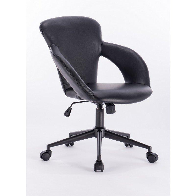 Парикмахерское кресло Hrove Form HR350 черный