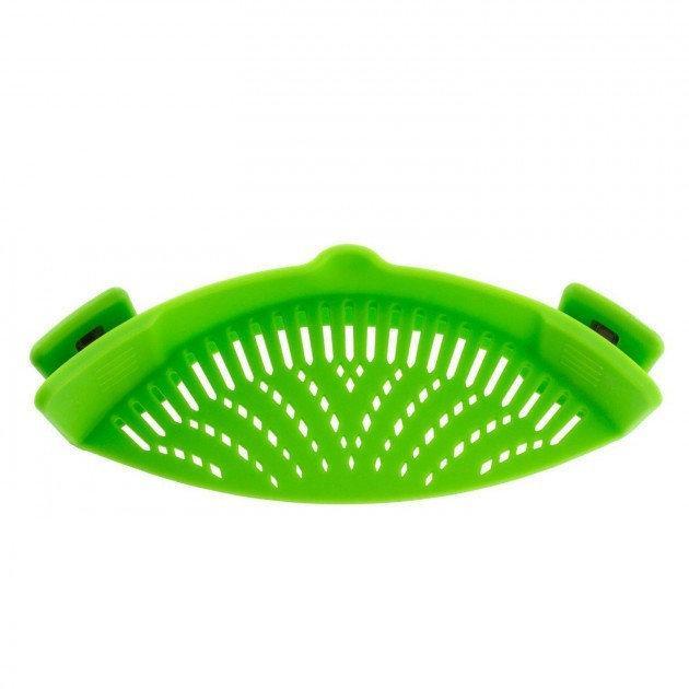 Кухонный силиконовый друшлаг Better Strainer