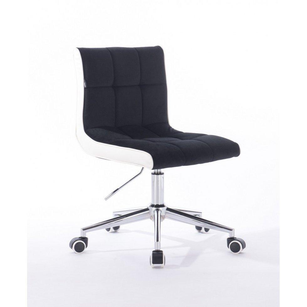 Парикмахерское кресло Hrove Form HR810K, черный