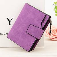 Жіночий гаманець BAELLERRY N0138 Woman Wallet клатч Фіолетовий (SUN4855)
