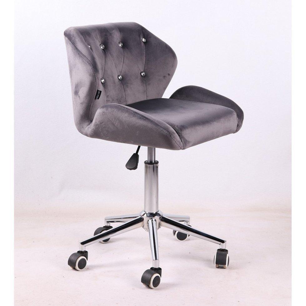 Парикмахерское кресло Hrove Form HR949K, графит