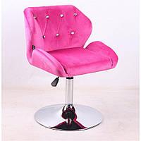Парикмахерское кресло Hrove Form HR949N, малиновый, фото 1