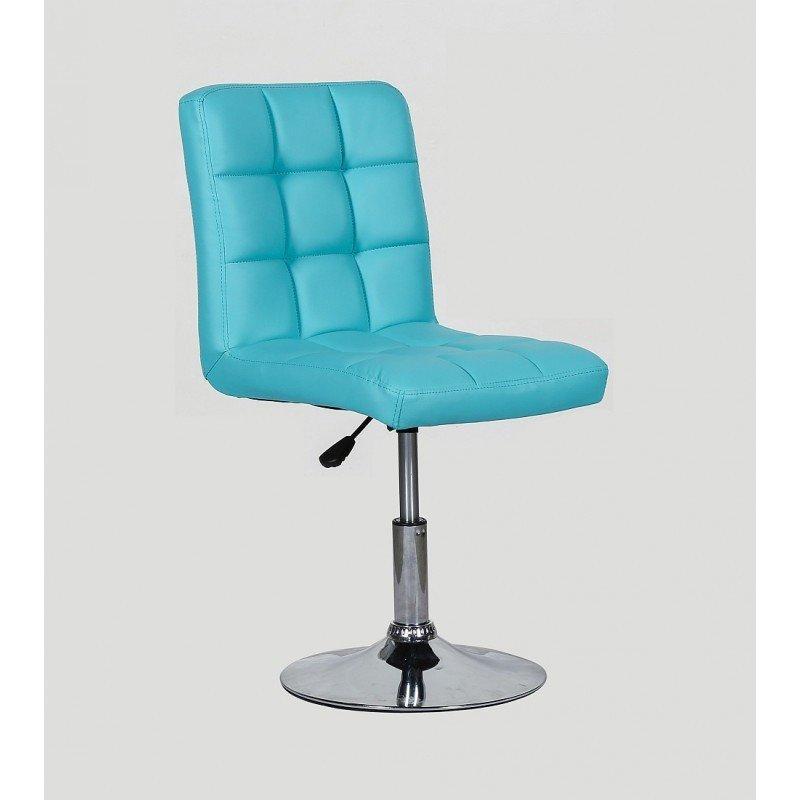 Парикмахерское кресло Votana HC1015N бирюзовый