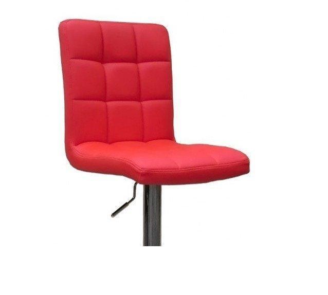 Парикмахерское кресло Votana HC1015N красный
