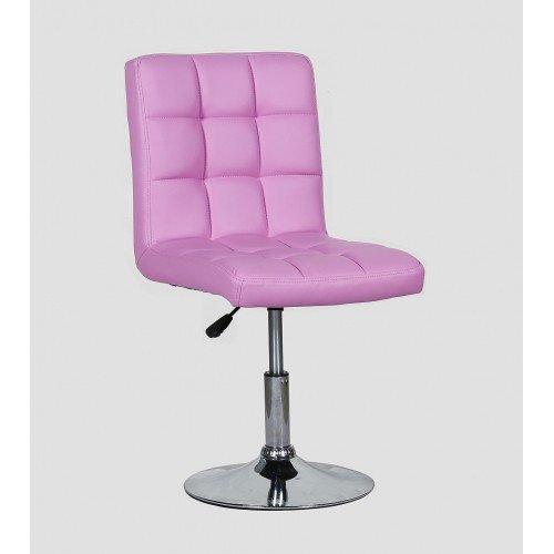 Парикмахерское кресло Votana HC1015N лавандовый